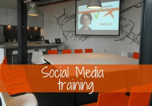 Linking, Social Media training