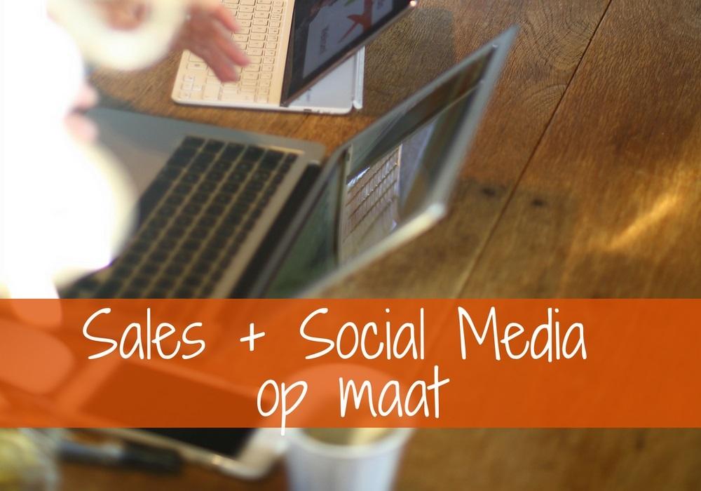 Linking, Sales en Social Media op maat