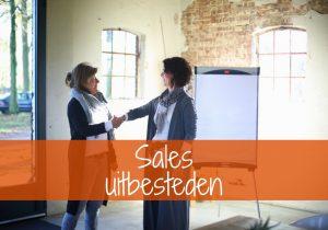Linking, Sales uitbesteden